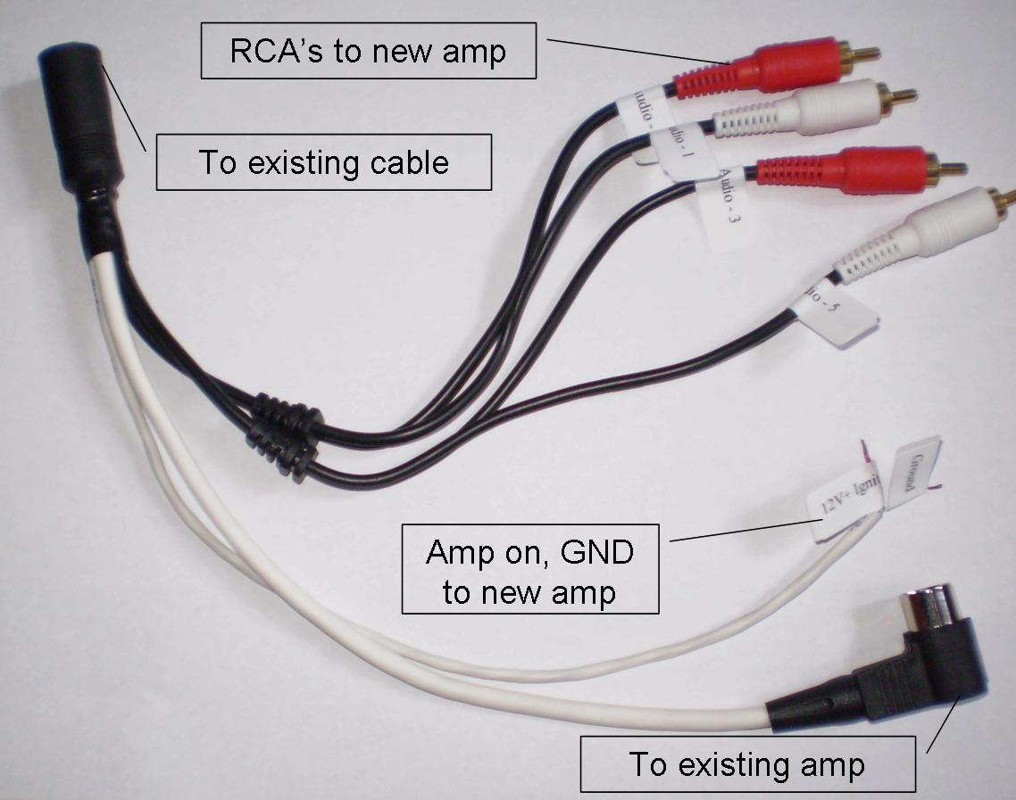 addanampcable omnilam volvo audio cables JVC Adapter Wiring Harness 96 Ford Van at cos-gaming.co